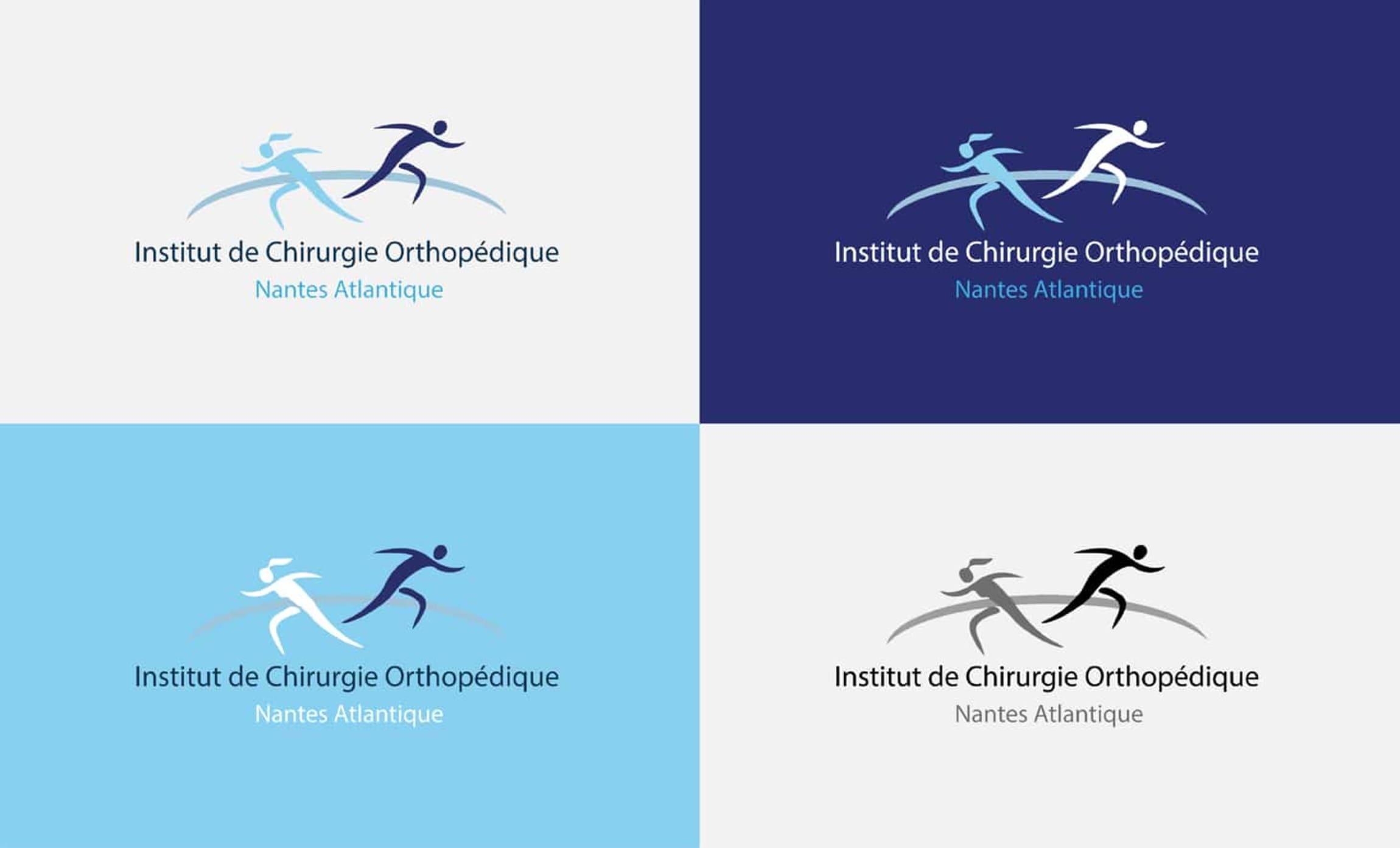 Charte graphique logo chirurgie orthopédique Digisanté