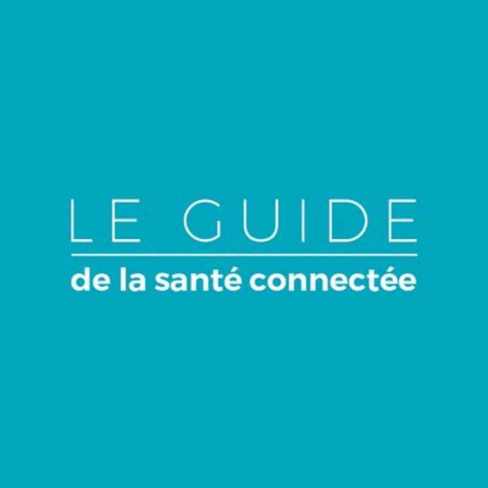 Logo Guide de la santé connectée