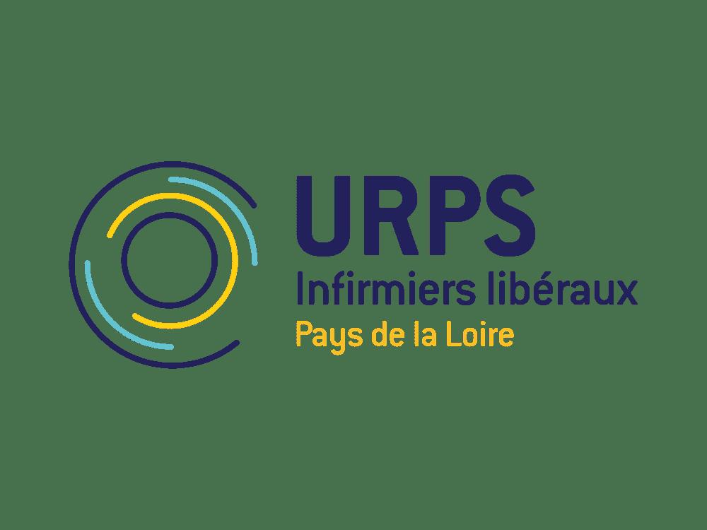 Logo URPS infirmiers des Pays de la Loire