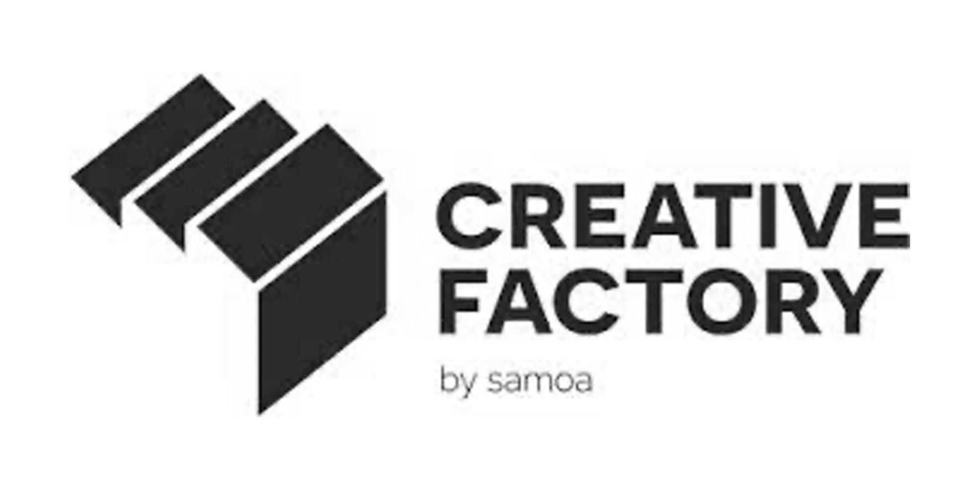 Logo creative factory SAMOA