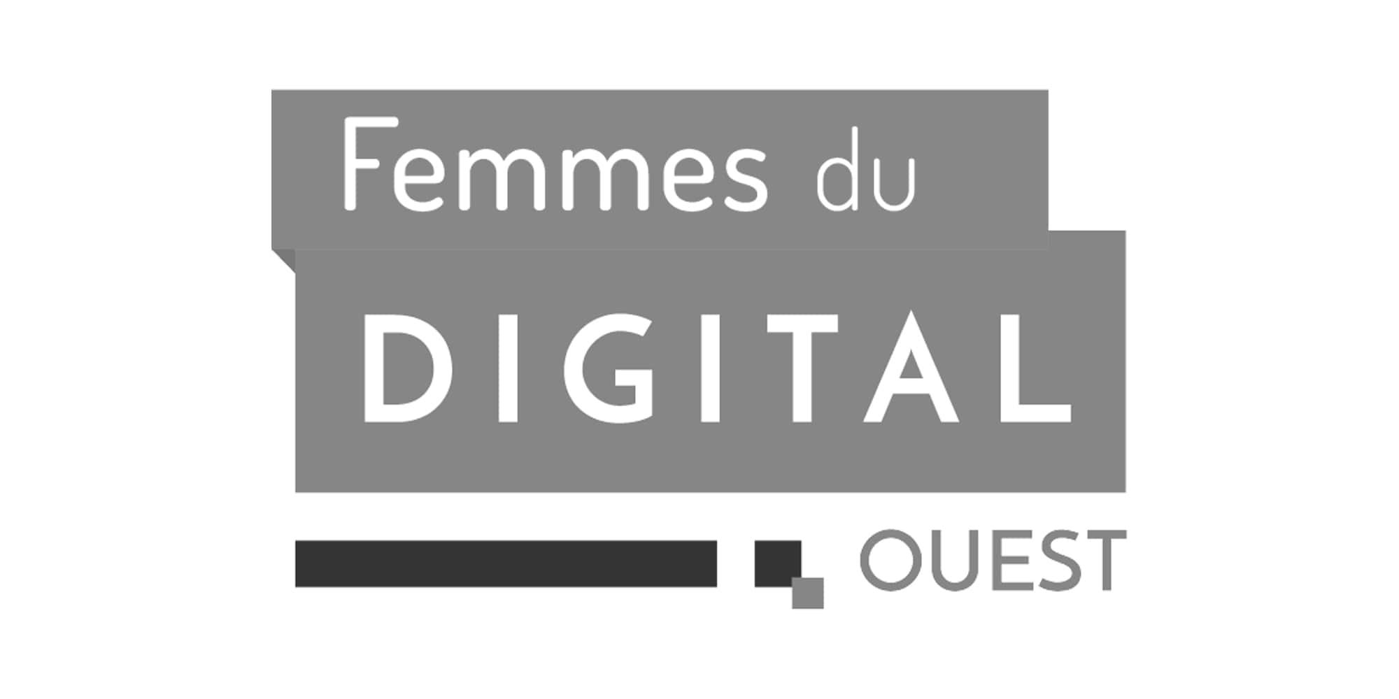 Logo femmes digital ouest