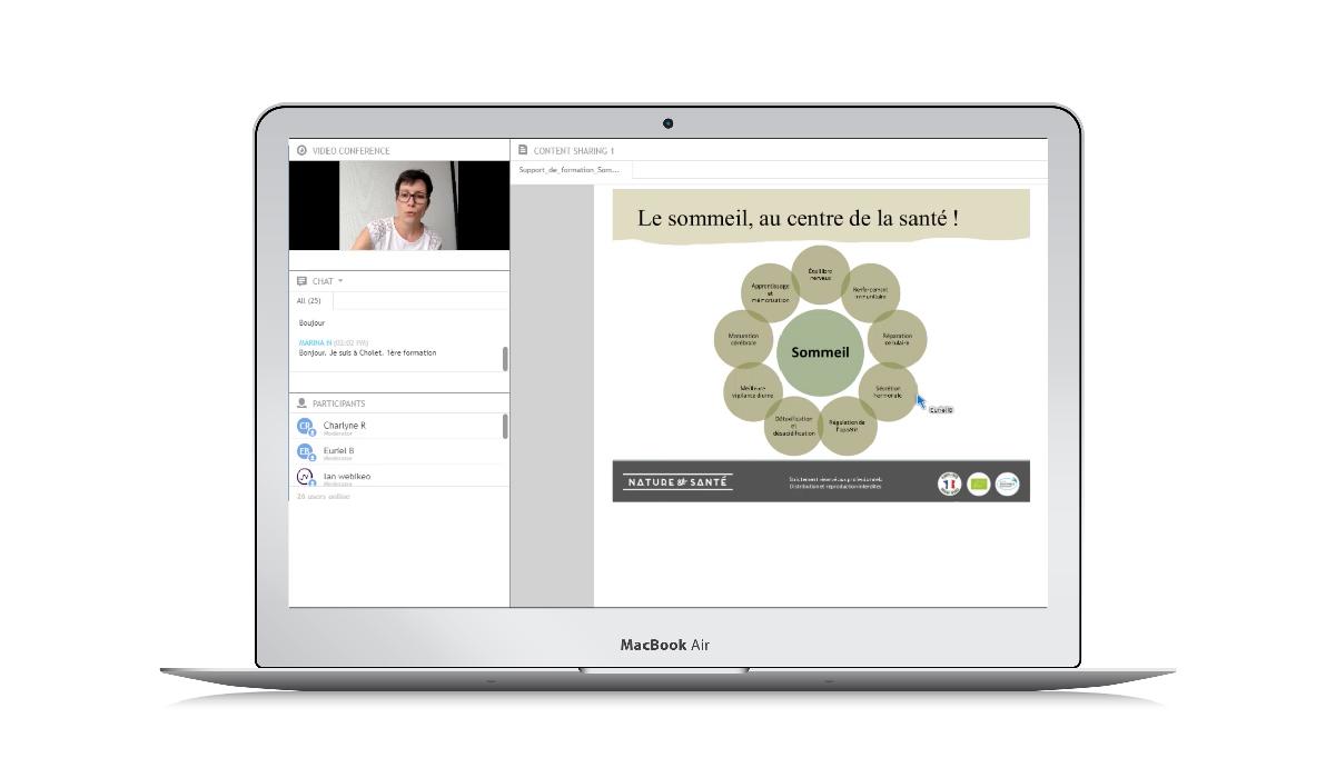 Webinar client Nature & Santé Euriel Bourreau Digisanté