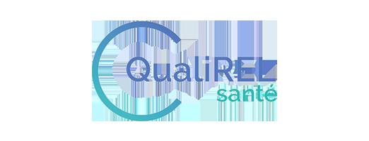 Logo Qualirel Santé