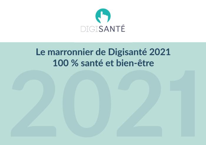 Marronnier Digisanté 2021 100% santé et bien-être