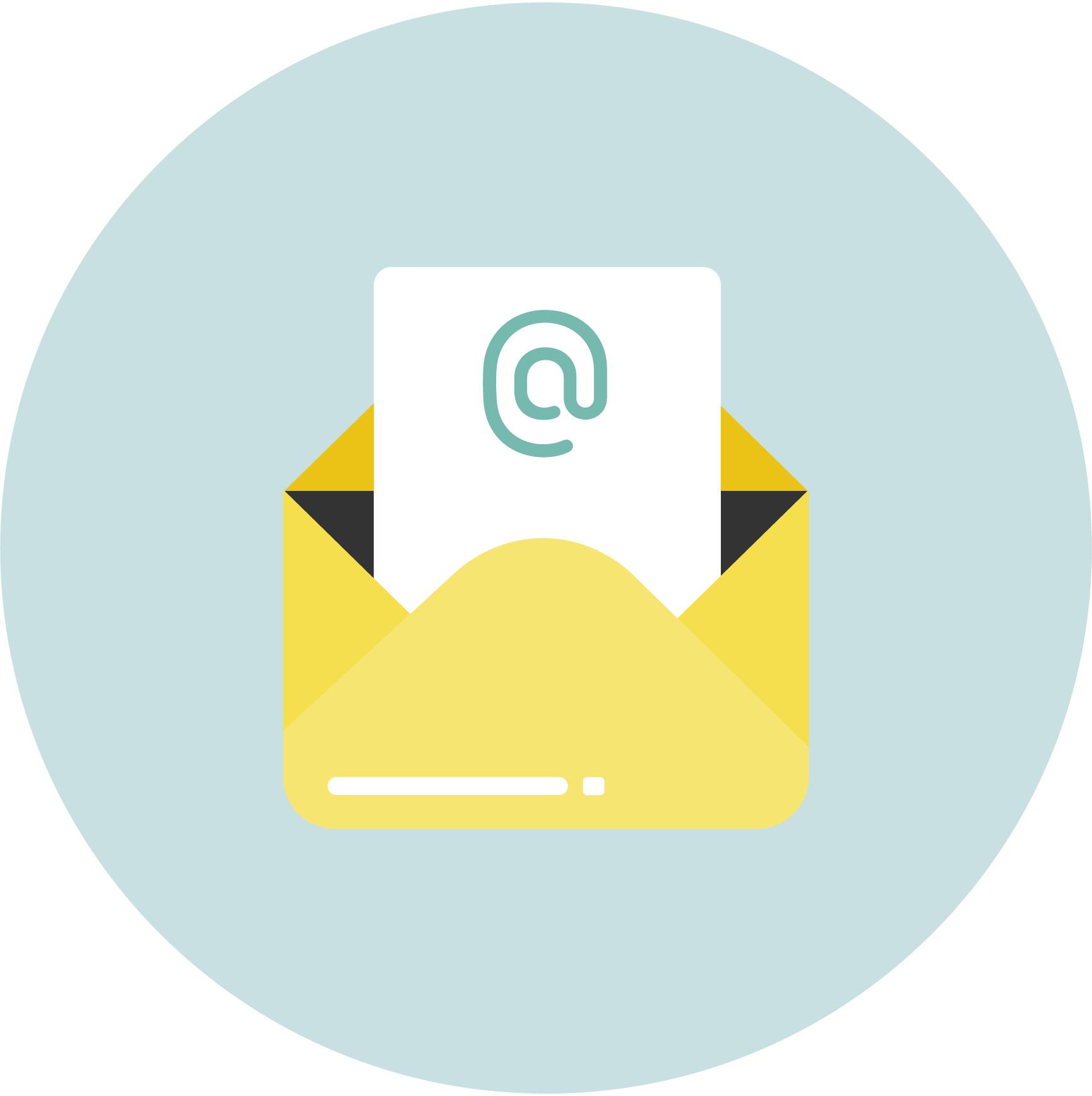 Charte environnementale mail