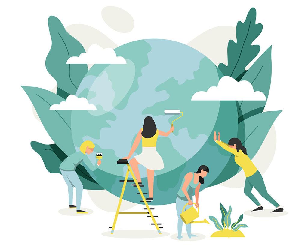 Charte environnementale terre
